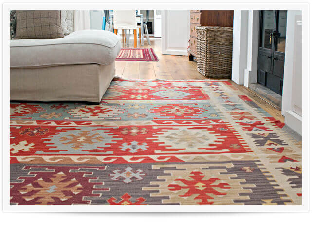 Area Rug Cleaning Service in Santa Clarita Valley