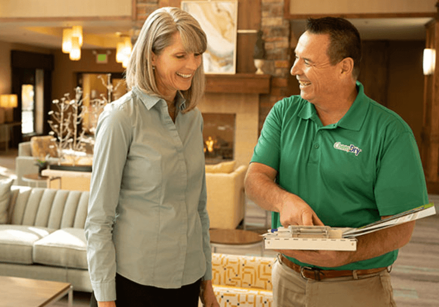 commercial upholstery cleaning santa clarita CA